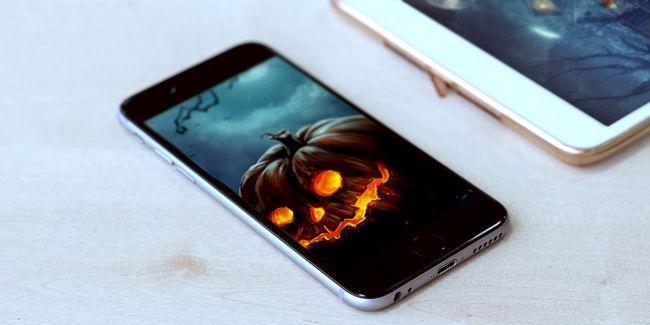 8 Apps géniales de fond d`écran iphone pour halloween, noël et plus