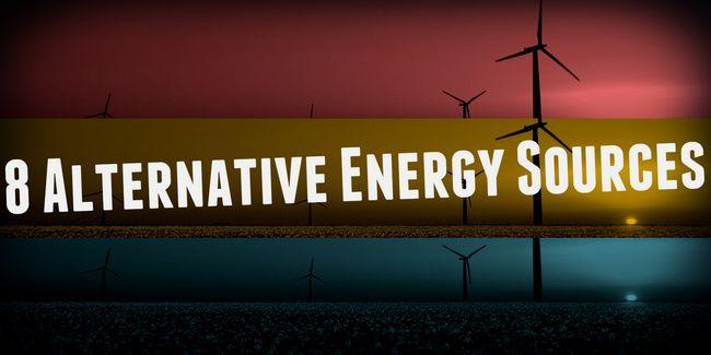 8 Unbelievable de nouvelles façons de produire de l`électricité