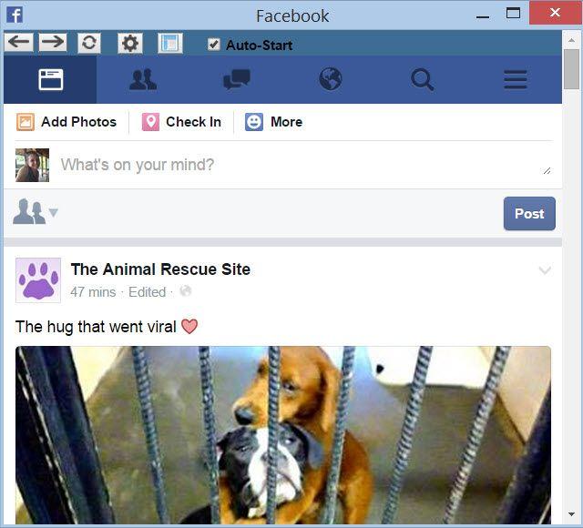 ChromeFacebookExt