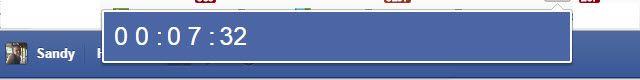 ChromeFacebookTimerExt