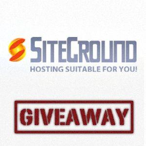 Abordable, sécurisé et rapide hébergement web par siteground [giveaway]
