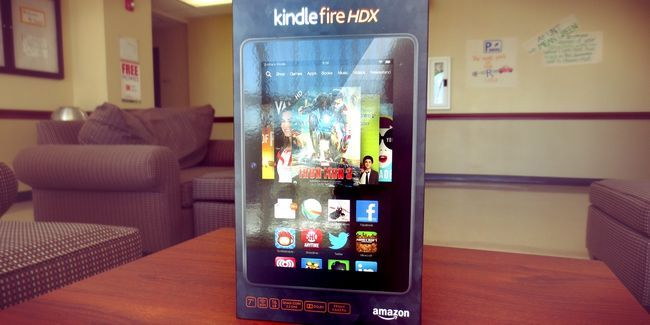 Amazon examen hdx feu kindle et giveaway