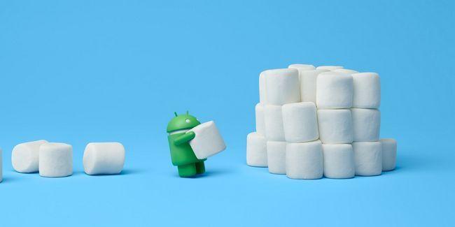 Android 6.0 guimauve: ce qu`il est et quand vous l`aurez
