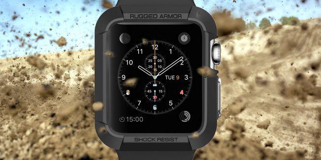 Boîtiers de montre apple sont ici, mais avez-vous vraiment besoin d`un?