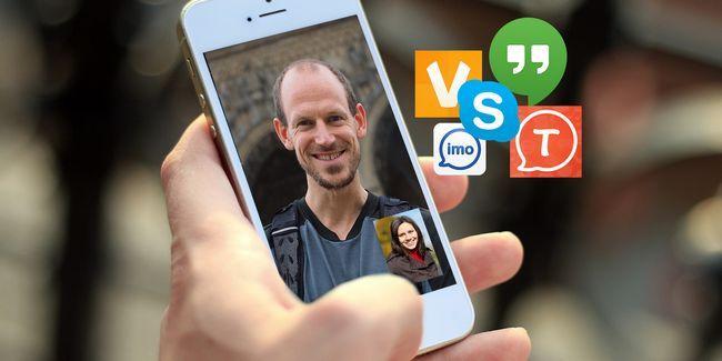 Les meilleures applications smartphone pour les appels vidéo gratuits multi-plateforme