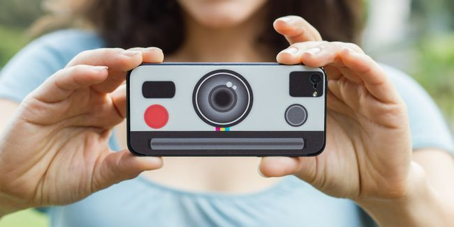 Au-delà de filtres: applications iphone caméra uniques et intéressants
