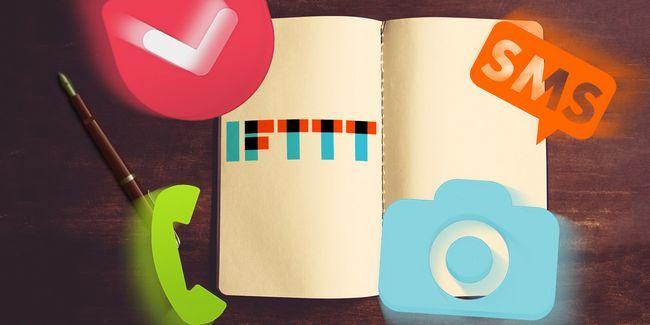 Capturez vos idées créatives instantanément avec la simplicité de ifttt