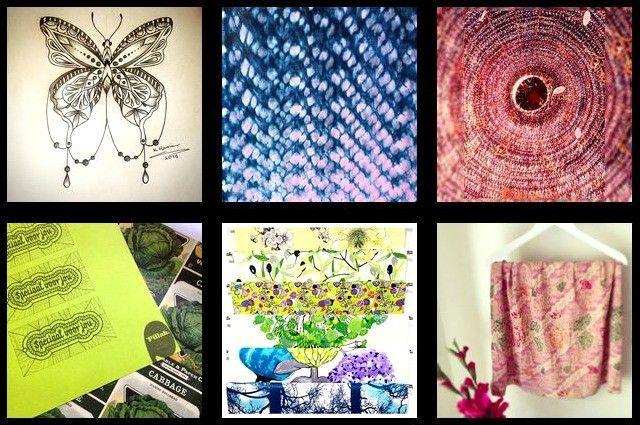 -tag-Instagram motifs