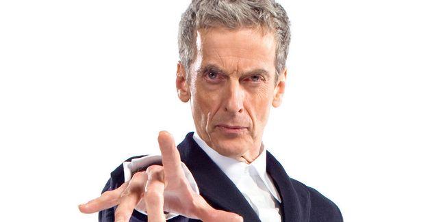 Célébrer médecin série 8 avec ces étoiles sur twitter!