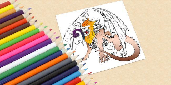 Coloriage pour les adultes: les meilleurs sites pour printables gratuitement