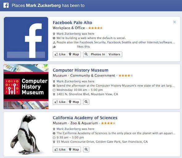 graphique technologie recherche facebook