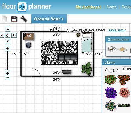 étage logiciel de plan libre