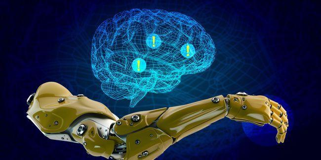 Darpa crée la main de robot qui peut réellement sentir