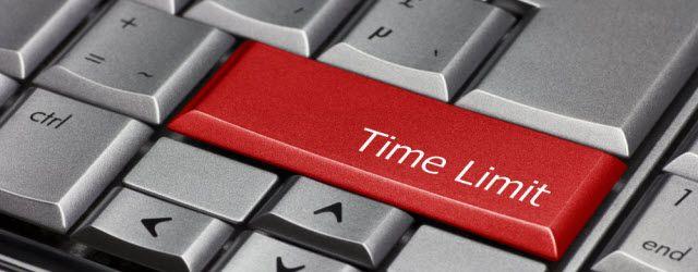 délai d`ordinateur