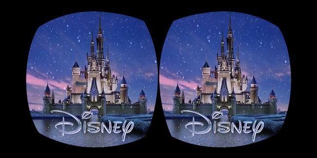 Disney investit des millions dans les films vr