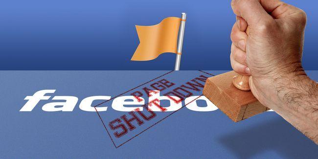 Ne laissez pas votre facebook fermer la page: éviter ces 4 lacunes