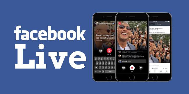 Facebook fait ses débuts en direct en temps réel des émissions vidéo mobile (mais seulement pour celebs)
