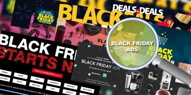 Trouvez les meilleures annonces vendredi noir avec le plus grand outil du web!