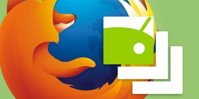 L`onglet de firefox pour android 42 faire la queue est génial - essayer maintenant!