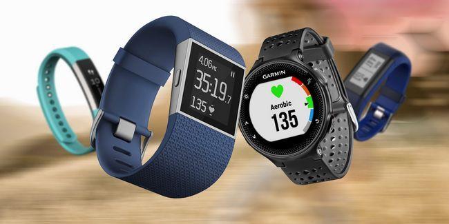 Fitbit vs garmin: différences entre toutes les bandes de remise en forme et trackers