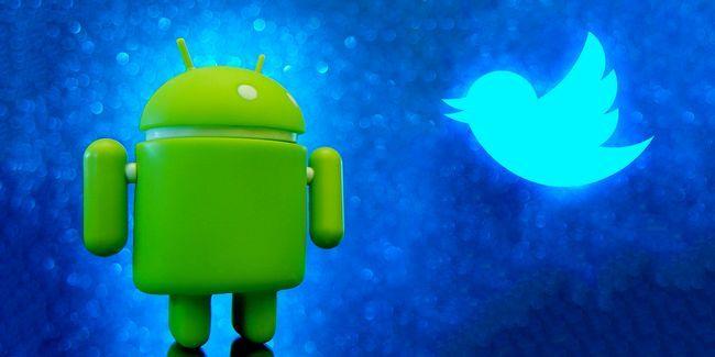 Oubliez l`application android officielle twitter, utilisez ces applications à la place