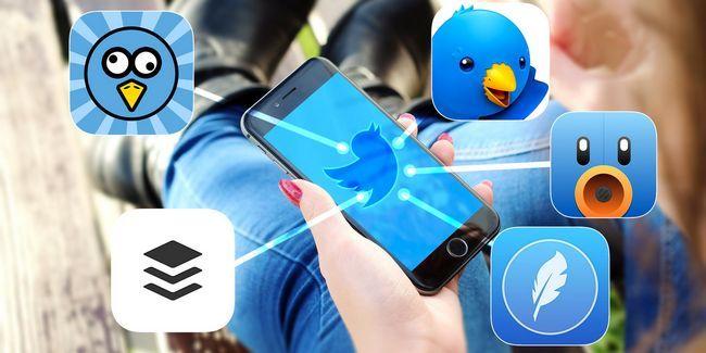 Oubliez l`application iphone officiel twitter, utiliser à la place