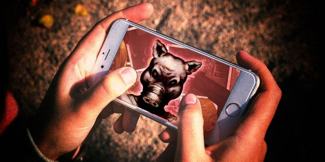 Jeux d`horreur gratuits que vous pouvez jouer sur votre téléphone halloween