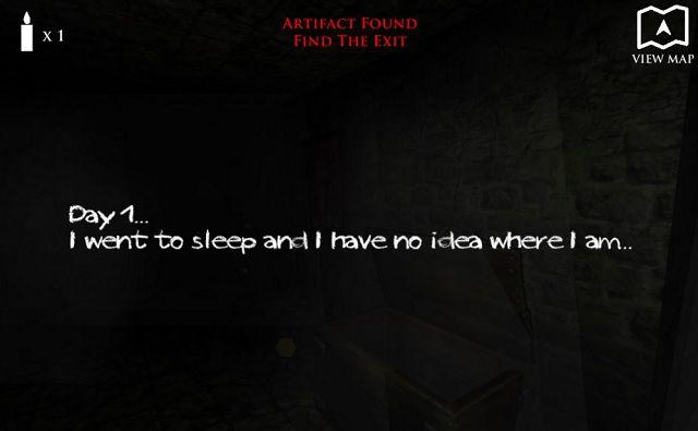 Dungeon Nightmares Capture d`écran