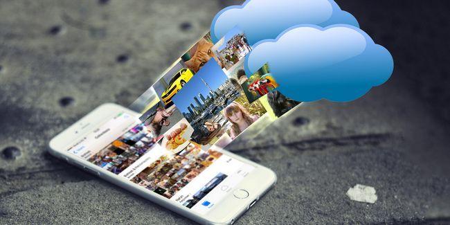 Libérez de l`espace massif sur votre téléphone avec les services de stockage 7 photos
