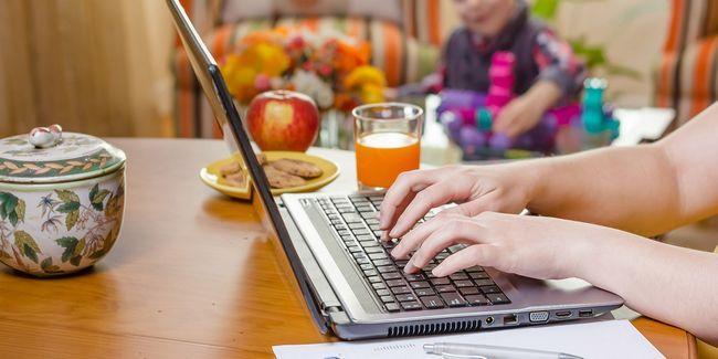 8 Idées d`affaires à domicile creative que tout le monde peut poursuivre