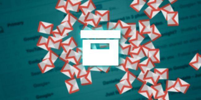 Comment archiver tous les anciens emails dans gmail et atteindre zéro boîte de réception