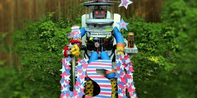 La disparition de hitchbot prouve le nous est pas prêt pour les robots