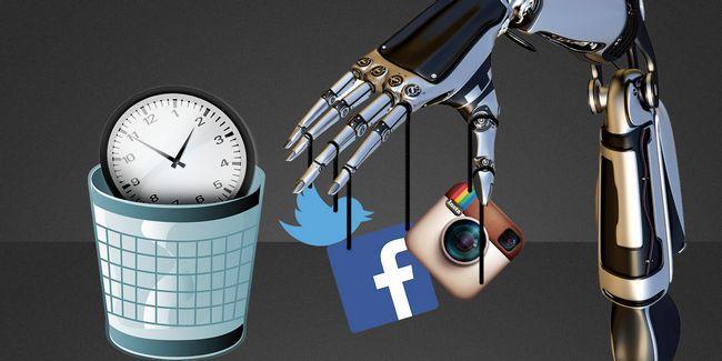 Comment (et pourquoi) pour désactiver les flux algorithmiques sur twitter, instagram et facebook