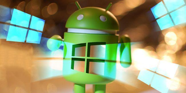 Comment microsoft a pris mon téléphone android