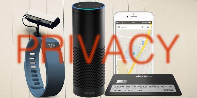 Combien de vos données personnelles pourraient suivre des appareils intelligents?