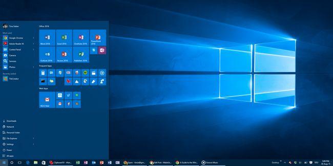 6 Façons de pirater et relatifs aux fenêtres 10 menu démarrer