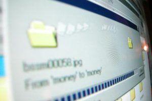 services de stockage Cloud comme Dropbox vous permettent de partager des fichiers cryptés sur Internet.