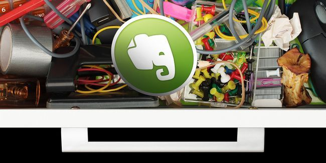 Comment nettoyer l`encombrement pour evernote la prise de notes plus propre