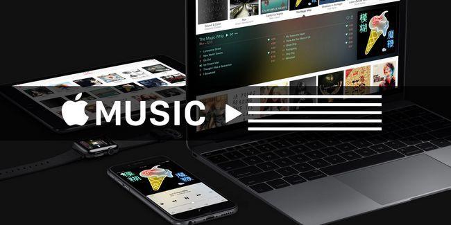 Comment créer, partager et découvrir des listes de lecture avec de la musique de pomme