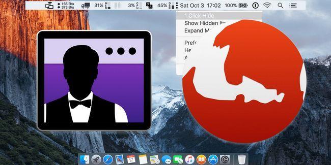 Comment personnaliser et bien rangé votre menu mac bar