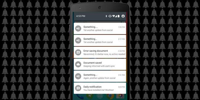 Comment désactiver les notifications de toute application dans android