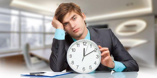 Comment faire plus en une journée en battant la crise de l`après-midi bureau