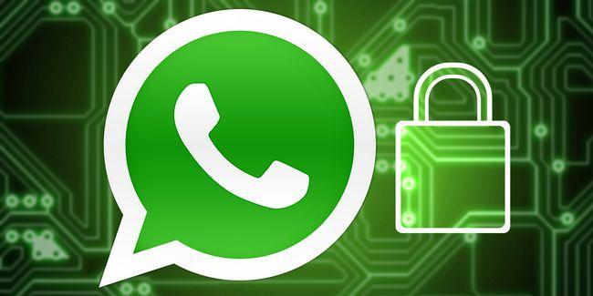 Comment activer le cryptage de sécurité de whatsapp