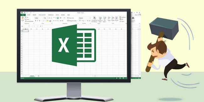 Comment adapter votre feuille de calcul excel à votre écran