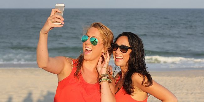 7 Iphone apps pour l`obsession selfie