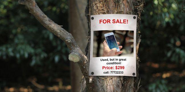 Comment obtenir le plus d`argent de la vente de votre ancien smartphone