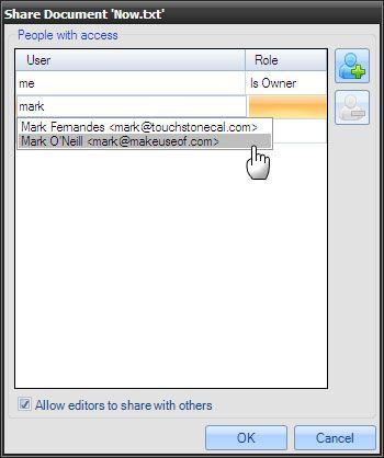 synchroniser documents Google