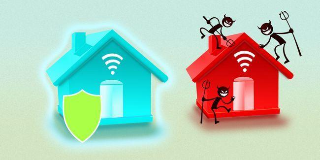 Comment garder en sécurité avec internet permis gadgets dans votre maison