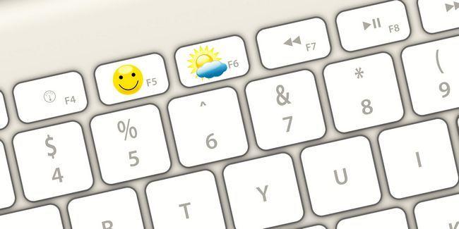 Remapper votre touches de fonction de mac à quoi que ce soit que vous voulez