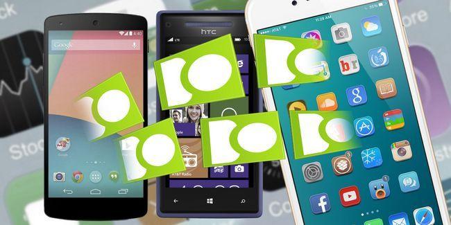 Comment migrer depuis un téléphone android et windows pour iphone